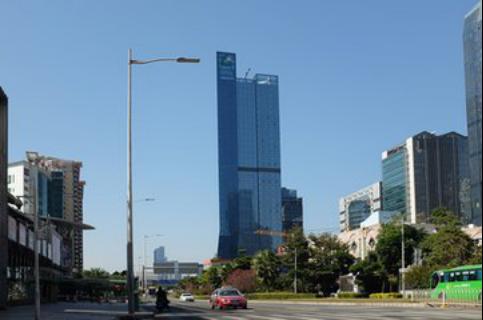 万博手机登录不进去建筑-高层建筑-1-中国人寿大厦智能化专业工程.png